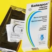 Байварол полоски, для лечения и профилактики варроатоза пчел