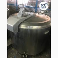 Молоко охолоджувач Б / У ALFA LAVAL 1000 відкритого типу об#039;ємом 1000 литров