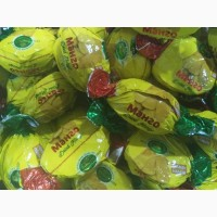Манго в шоколаде, конфеты