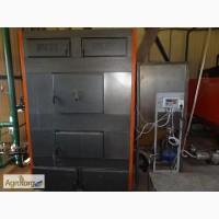 Промышленный твердотопливный котел CET-500 ап (пеллеты, уголь) Сезонные скидки