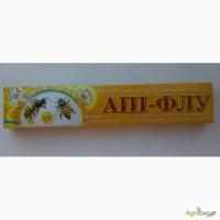 Апи-флу 10 пол.(аналог варотома: флувалинат-80мг., масло розмарина, чебреца, лаванда)