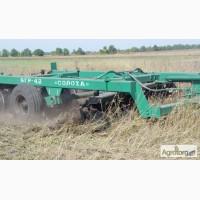 Дискование (Дисковка) почвы