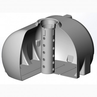 Емкость для транспортировки объемом 5000 л ТМ «Укрхимпласт»