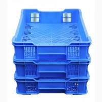 Ящики пластиковые для ягод, овощей и фруктов