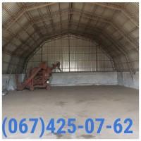 Склад - зернохранилище 12х51м