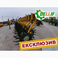 Ротационная борона Dellif Белла 6 м 29 рабочих органов