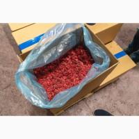 Продам малину Органическую замороженную Экстра, Грис, Грис 2 класс от 54 грн/кг с НДС