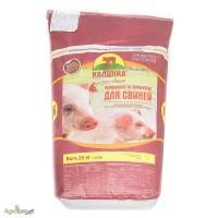 Білково-вітамінні мінеральні добавки для свиней ТМ «Калинка»