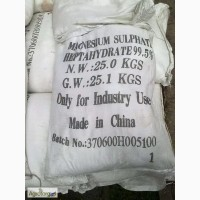 Сульфат Магнію Mg-16%, S-32%