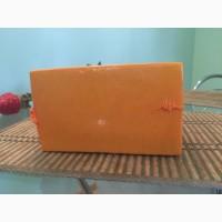 Сыр твердый со вкусом топленого молока