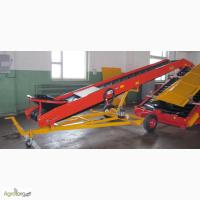 Транспортер конвейер наклонный НПЭ-40