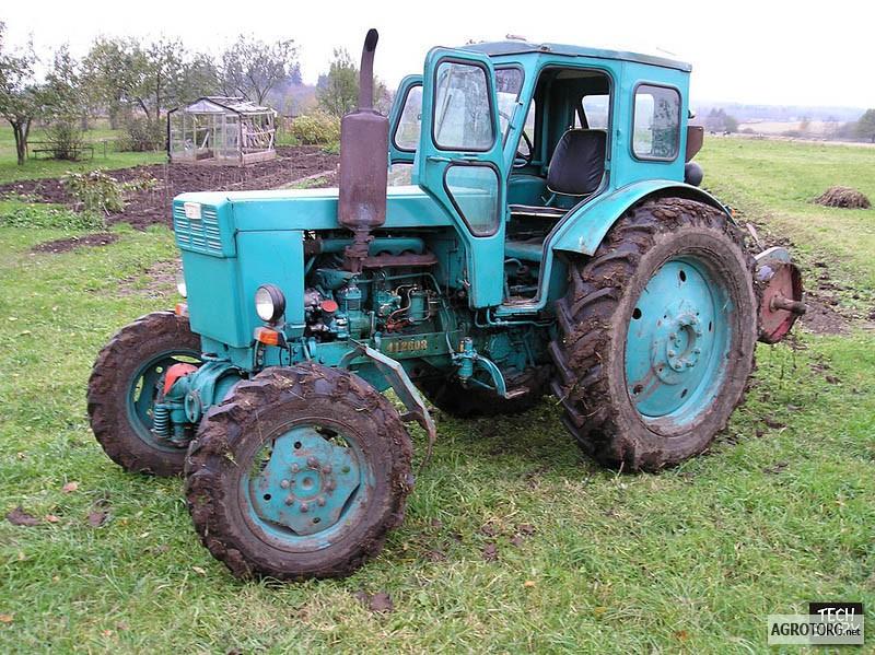Выгодно купить трактор МТЗ в Москве