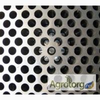 Матрица 8мм для пресс- гранулятора ОГМ1, 5