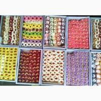Рахат-лукум в ассортименте от производителя. Шоколадные конфеты