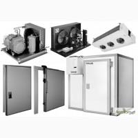 Холодильное оборудование, холодильные камеры, камеры заморозки в Крыму с установкой