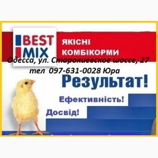 Комбикорм BEST MIX - Бест Микс, комбикорм Мельница