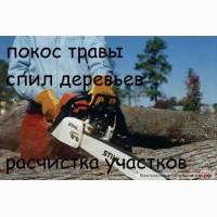 Уборка расчистк участка, территории, вывоз мусора, демонтаж, разнорабочие покос трав Одеса