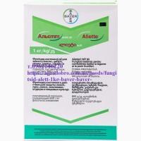 Фунгицид Альетт 1кг, Bayer (Байер), Германия---для огурцов, земляники, лука