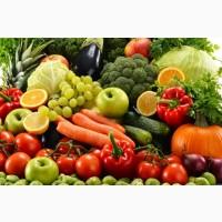 Подам овощи, фрукты