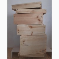 Улики улья для пчел мед дадан рута магазин