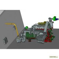 Линия, оборудование для переработки отходов птицепереработки на мясо-костную муку