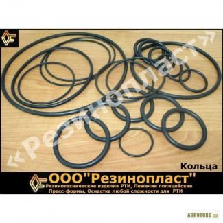 Кольца уплотнительные резиновые круглого сечения ГОСТ 9833-73 / 18829-73. Любой размер!
