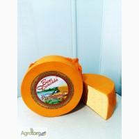 Сир твердий Російський великого циліндру
