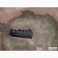 Соломорезка (Измельчитель сена и соломы роторный) 1500 кг в час