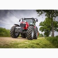 Колесный трактор Massey Ferguson 6713
