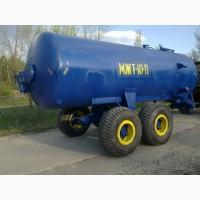 МЖТ-10, РЖТ-10, МЖТ-16, МЖТ-8, МЖТ-6 бочка для перевезення та внесення рідких добрив, води
