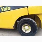 Вилочный погрузчик газовый YALE GLP20SVX