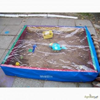Накидка на детскую песочницу