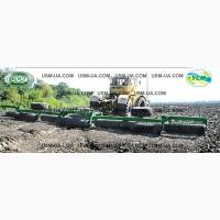 Купить Уплотнитель почвы (каток) УГП 6; 9; 12.5 метров
