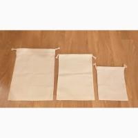 Мешки и мешочки тканевые, хлопок