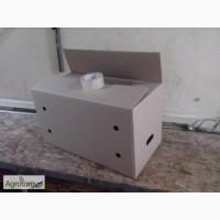 Ящик яичный, ящик карго для яиц, гофротара, гофрокартон, ящик картонный