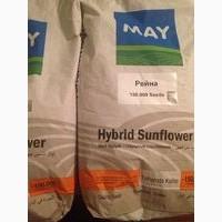 Семена подсолнечника Рейна(А-Н) устойчив к 8 расам заразихи May Agro Seed (Турция)