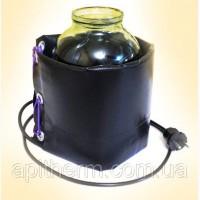 Декристаллизатор мёда для банки 3л. Нагрев до +40 С. Apitherm