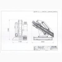 Складной кран ASK 30 Ton/M TK 3+2 / 4+2 Aselkon