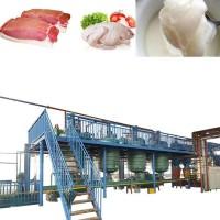 Оборудование для переработки животного жира, сала в технический, пищевой и кормовой жир