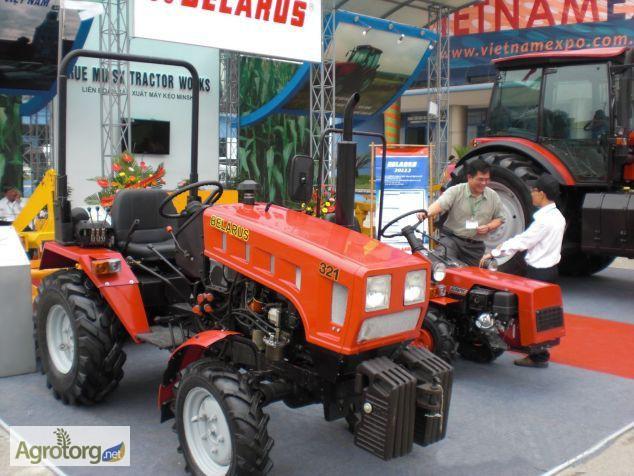 Беларус МТЗ 320.4 Трактор. - mtzpro.ru