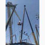 Промышленные стальные дымовые и вентиляцион. трубы высота до 60 м - изготовление и монтаж