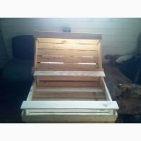 Тара деревянная 120х400х565 для овощей и фруктов