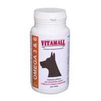 Vitamall (Витамолл) OMEGA 3 6 (ОМЕГА 3 и 6) пищевая добавка для собак