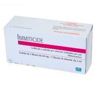 Меларсомин(Immiticide, Иммитицид, Melarsomine)-Официальный