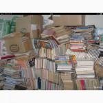 Принимаем макулатуру: книги, картон, архивы, печатную продукцию в Киеве и области