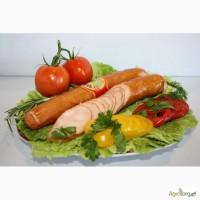 Ковбаса Куряча від ТМ Стовпинські ковбаси вищий сорт