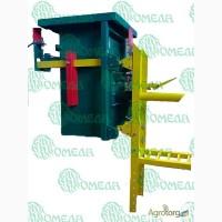 Дозатор шнековый (полуавтомат) для упаковки пылящих и трудносыпучих продуктов 033, 12, 02