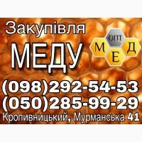 Закупівля МЕДУ оптом. Черкаська, Кіровоградська, Миколаївська обл