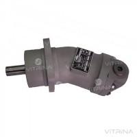 Гидромотор аксиально-поршневой 210.25.13.21Б | шлицевой вал, фланец