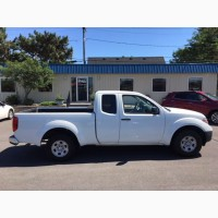 Продам пикап Nissan Navara Frontier 2016